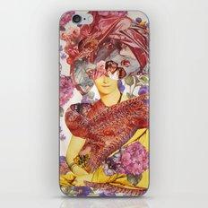 MADAME DEVAUCAY iPhone & iPod Skin