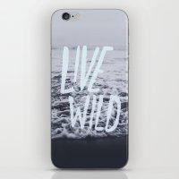 Live Wild: Ocean iPhone & iPod Skin