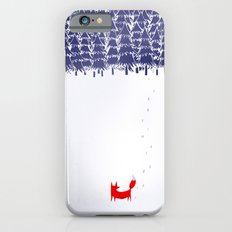 Alone in the forest Slim Case iPhone 6s