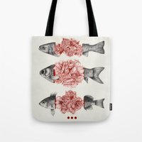 To Bloom Not Bleed (Limited Time Only) Tote Bag