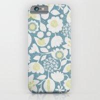 iPhone & iPod Case featuring Flower Garden by ottomanbrim