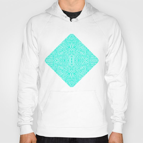 Radiate (Mint) Hoody