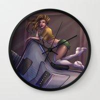 I Love Rock 'n Roll Wall Clock