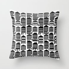 BW Throw Pillow