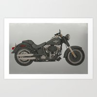 Fat Boy Toy Art Print