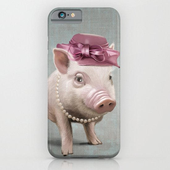 Miss Piggy iPhone & iPod Case