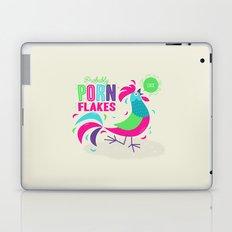 Porn Flakes Laptop & iPad Skin