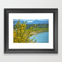 Beautiful Bc Framed Art Print