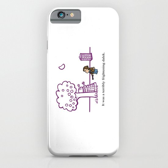Dr Harold and the Purple Screwdriver iPhone & iPod Case