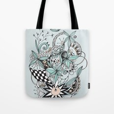 Soft summer Tote Bag