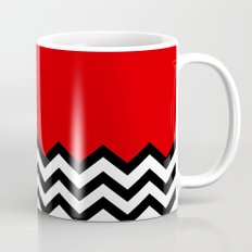 Black Lodge Dreams (Twin… Mug