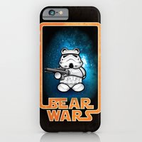 Bear Wars - Bear Trooper iPhone 6 Slim Case
