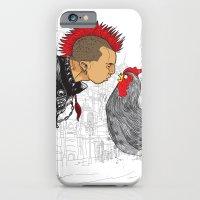 iPhone & iPod Case featuring BrotherHood by kojoshop