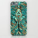 swirls iPhone & iPod Case