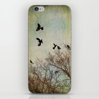 Away iPhone & iPod Skin