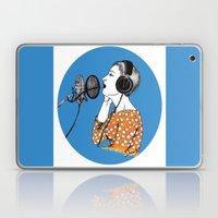 SINGING  Laptop & iPad Skin