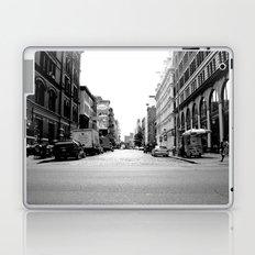 New York crosswalk Laptop & iPad Skin