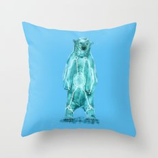Tron Throw Pillow