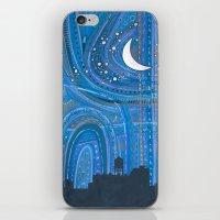 Brooklyn Sky iPhone & iPod Skin