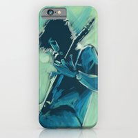 iPhone & iPod Case featuring mr david grohl by Daniel Kano