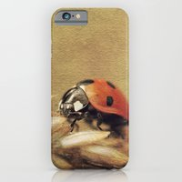 iPhone & iPod Case featuring 7 Spotted Lady by J Coe Photography
