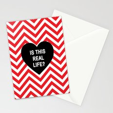 Is this real life? Stationery Cards