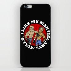 MMA iPhone & iPod Skin