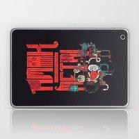 Amok And Totally Metal Laptop & iPad Skin