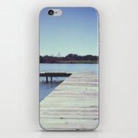 Lone Dock iPhone & iPod Skin