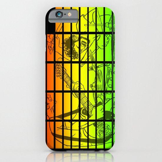 """Celebration Rock"" by Dmitri Jackson iPhone & iPod Case"