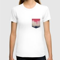 city T-shirts featuring city by spinL