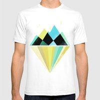 Void Dweller Mens Fitted Tee White SMALL