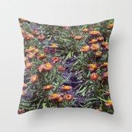 Longwood Gardens - Sprin… Throw Pillow
