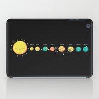 A Big Crazy Family iPad Case