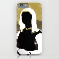 iPhone & iPod Case featuring Mona by Dayle Kornely