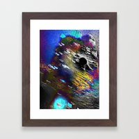 Stellar Framed Art Print