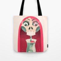 The Deadliest Sip Tote Bag