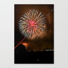 4th of July Canvas Print
