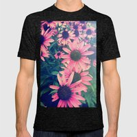 The Color Purple Mens Fitted Tee Tri-Black SMALL