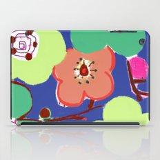 Plum Blossom iPad Case