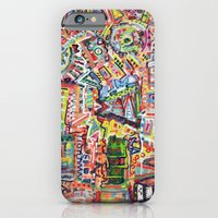 iPhone & iPod Case featuring Adventures in Everything by chrisdacs