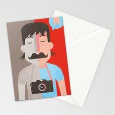 Moustachu Stationery Cards