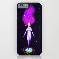 iPhone & iPod Case featuring Universe God by Thais Magnta Canha