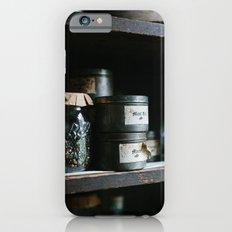 Vintage Pantry & Spices II iPhone 6 Slim Case