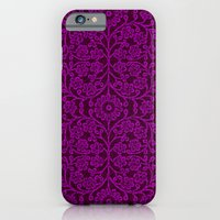 iPhone & iPod Case featuring ANCIENT FLORA 2 by Wagner Campelo