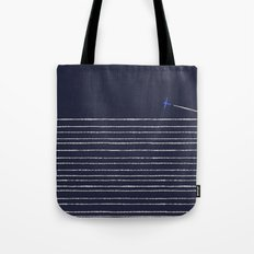 Boooo, Night-Flight! Tote Bag