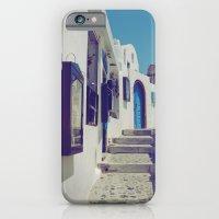 Santorini Walkway V iPhone 6 Slim Case