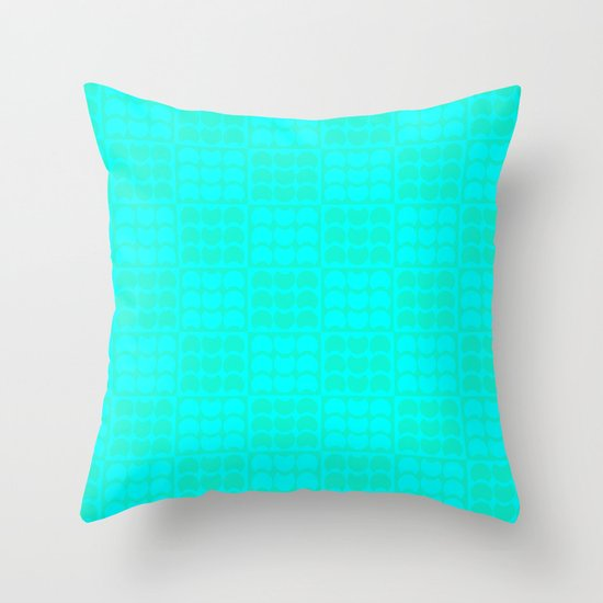 Hob Nob Sea Quarters Throw Pillow