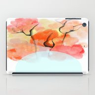 iPad Case featuring The Round Glass Vase by Jessielee