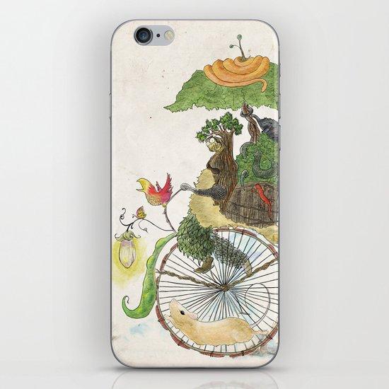 The Life Cycle iPhone & iPod Skin